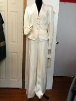 Carlisle Etcetera Women's Stunning Pants Suit $725.00