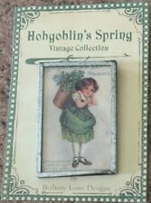Nwt Bethany Lowe St Patrick's Day Pin Hobgoblin's Spring Vintage by Bruce Elsass
