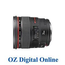 Canon EF 24mm f/1.4 F1.4 L II USM Lens + 1 Year Au Wty