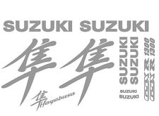Kit 11 Stickers HAYABUSA 1300 Suzuki