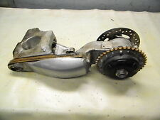 00 Triumph Daytona 955I 955 I swingarm swing arm and rear drive hub assembly