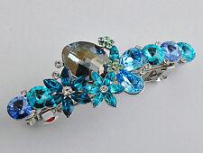 Traumhafte Luxus Haarspange mit Swarovski Kristall NEU +++ Viel mehr im Shop
