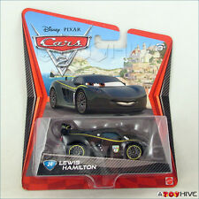 Disney Pixar Cars 2 Lewis Hamilton #24 - worn packaging