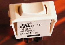 *NEW* SIGMA MOMENTARY IN/OUT UP/DOWN IVORY SWITCH 3 PRONG RV 001F-89