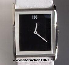 Danish Design * Damenuhr * Ref. 3324436 * Stahl * Lederband * Quarz