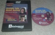 Authentic Voices: Straight Talk About Autism with Parents and Kids DVD Childhood