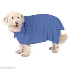 Articles de toilettage et d'hygiène bleus pour chien