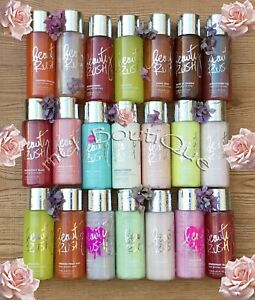 1 VINTAGE VICTORIA'S SECRET BEAUTY RUSH 3-IN-1 OR GLIMMER BODY WASH YOU CHOOSE!