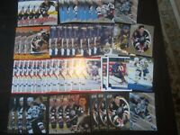 Huge Lot of (50) Pat LaFontaine Hockey Cards Islanders with Rookies RC