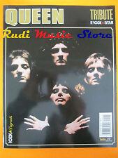 Rivista ROCK*STAR LEGENDS Nr. 15 QUEEN TRIBUTE   No cd