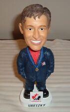 Wayne Gretzky Vintage 2002 Team Canada Gold Medal Promo Bobble Bobblehead Nib