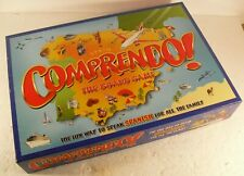 COMPRENDO! The Board Game - A Fun Way To Learn to Speak Spanish (New & Sealed)