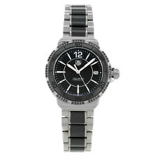 Tag Heuer Men's WAH121A.BA0859 'Formula 1' Diamond Stainless Steel Ceramic Watch
