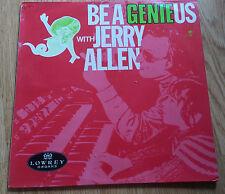 JERRY Allen-è un genio-NOI CON-ALAMO RECORDS AL1004