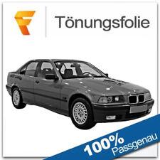 Tönungsfolie passgenau BMW 3er E36 Limo Bj 1990–1998