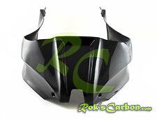 Carbon Tankabdeckung mit Panellen airbox cover with panels Kawasaki ZX-10R 2011-