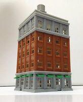 Outland Models Train Railroad City Classic Tall Building Grand Hotel N Scale
