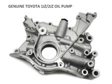 Genuine Toyota 1JZGTE/2JZGTE Oil Pump