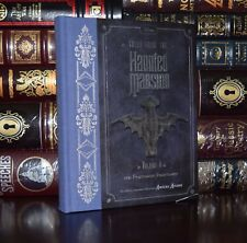 Disney Tales from Haunted Mansion Horror New Hardcover Halloween Volume I