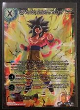 SS4 Son Goku, Protector of the Earth | BT11-034 | SR | Vermilion Bloodline | DBS