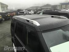 To Fit Land Rover Discovery 3 4 Silver Aluminium Alloy Side Roof Rack Rails Bars
