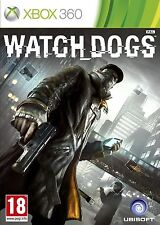 Watch dogs watchdogs Game for Microsoft XBOX 360