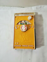 1968 fisher price jack and jill toy music box