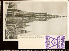 Sammler Motiv Ansichtskarten aus Baden-Württemberg mit dem Thema Dom & Kirche