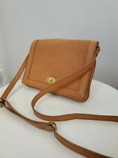 J. Crew Square Solod Light Brown(Tan)  Crosbody New Without  tag