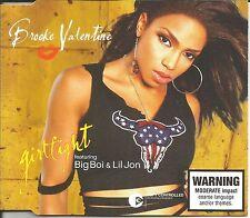 Brooke Valentine w/ Outkast & Lil Jon Girlfight 2 Unrelased Trx  00006000 Cd single Sealed