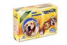 Jabón Antiséptico P.A. Dog's 110 gr  (2 unidades de 110 gramos por paquete)