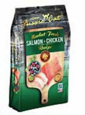 Fussie Cat Salmon & Chicken Cat Food+LOW EXPEDITED SHIPPING (2# Bag)