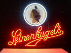 "New Leinenkugel's Wisconsin Neon Sign Beer Bar Pub Gift Light 17""x14"""