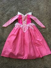 Disney Sleeping Beauty Princess Costume Halloween Party Dress