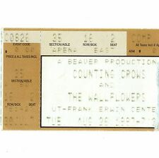 Counting Crows & The Wallflowers Concert Ticket Stub Austin Texas 8/26/97 Rare