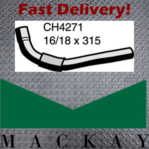 Mackay CH4271 Connecting Pipe (Heater Hose) suits Toyota Hilux Surf KZN130 1KZ-T
