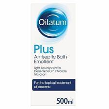 Oilatum Plus Antiseptic Bath Emollient - 500ml
