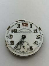 "A Courvoisier Freres ""Extra Quality"" Swiss Made Trench Watch Movement (C87)"