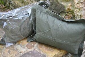 Pair of Ralph Lauren Woodstock Garden Chino Green 15 x 20 Throw Pillow