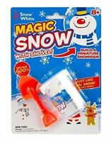Magic Snow Set with Shovel Christmas Fun Grows 600% Christmas Decoration