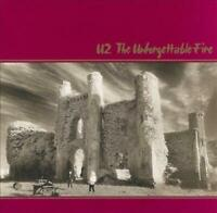 U2 - THE UNFORGETTABLE FIRE NEW VINYL RECORD