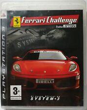 Ferrari Challenge Trofeo Pirelli. Ps3. Fisico. Pal Es