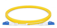 Singlemode Duplex LC to LC Fiber Optic Patch Cable - 2 Meter (7 Feet)