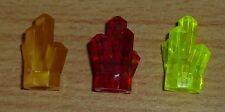 Lego 3 Kristalle (3 Farben)