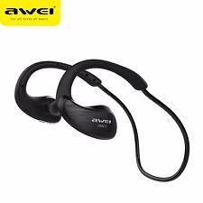 Awei Outdoor Waterproof Bluetooth Earphones Stereo Sport Headset Headphone