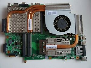 MOTHERBOARD MSI GX60 MS-16FK1 + AMD A10-5700M processor + HD 7970 M graphics car