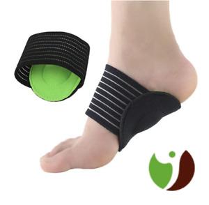 Strutz® like Arch Support Flat Feet Foot Fallen Plantar Fasciitis Insole Heel UK