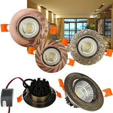 LED Dimmable Recessed Ceiling Down Light Bulbs Equivalent 50W Incandescent RK372