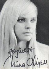 Autogramm - Nina Lizell