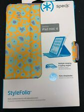 Speck StyleFolio Hard Shell Stand Folio Case For iPad Mini 2, 3,  4